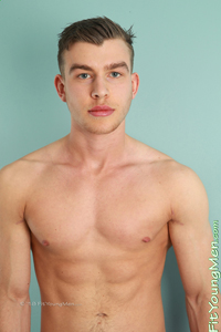 Fit Young Men: Josh Holmes