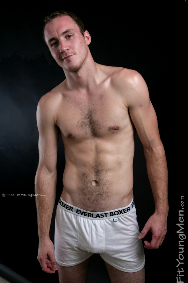 naked Boxer hairy